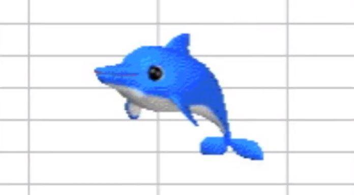 イルカのカイル君